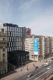 Apart-Hotel Vertical - Saint Petersburg - Building