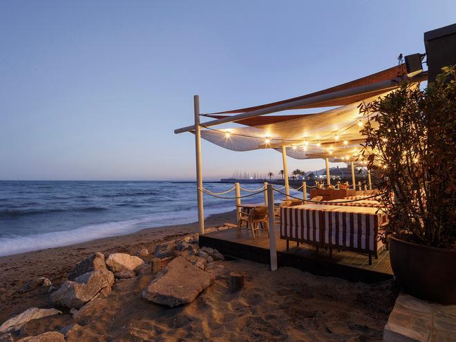 Hotel Fuerte Marbella - Marbella - Ranta