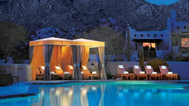 Four Seasons Resort Scottsdale At Troon North - Скотсдейл - Бассейн
