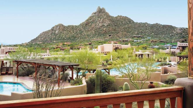 Four Seasons Resort Scottsdale At Troon North - Скотсдейл - Здание