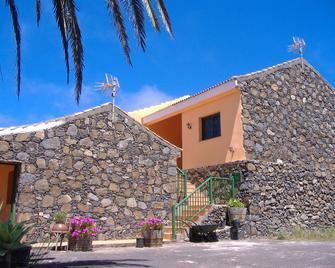 Casas Rurales Amparo Las Hayas - Valle Gran Rey - Gebäude