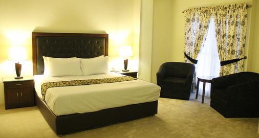 Royalton Hotel - Rawalpindi - Bedroom