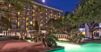 Hotel Lucerna Tijuana - טיחואנה - בניין