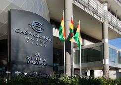 Casa Grande Hotel - Λα Παζ - Κτίριο