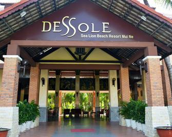 Dessole Beach Resort Muine - Phan Thiet - Building