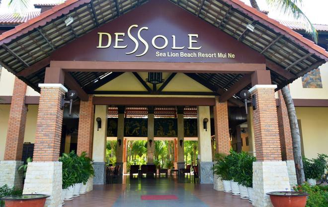Dessole Beach Resort Muine - Phan Thiet - Building