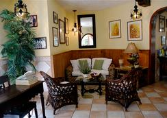 El Greco Hotel - Nassau - Lobby