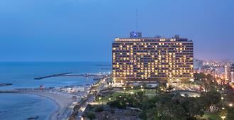 Hilton Tel Aviv - Τελ Αβίβ - Κτίριο