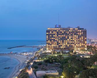 Hilton Tel Aviv - Тель-Авив - Здание