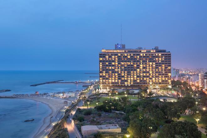 Hilton Tel Aviv - Tel Aviv - Edificio