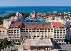 Titanic Mardan Palace - Antalya - Bina