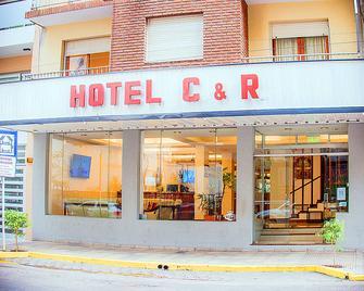 Hotel Cyr - Mar del Plata - Building