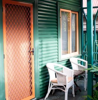 The Great Ponsonby Arthotel - Auckland - Parveke