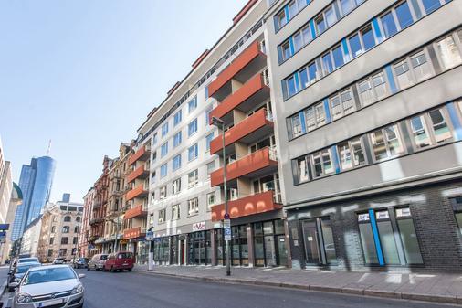 Hotel City Stay Frankfurt Hauptbahnhof - Frankfurt - Bygning