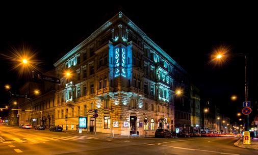 Boutique Hotel Seven Days - Praha - Rakennus