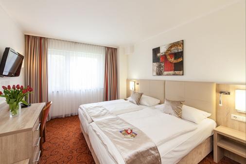 Novum Hotel Garden Bremen - Bremen - Schlafzimmer