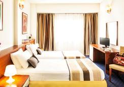 Plaza Hotel - Θεσσαλονίκη - Κρεβατοκάμαρα