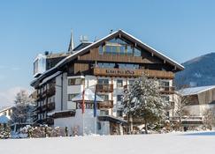 Der Löwe - Lebe Frei - Leogang - Building
