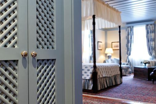 Hotel Albergo - Beirut - Bedroom