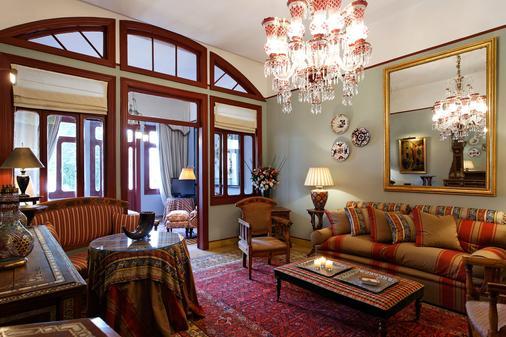 Hotel Albergo - Beirut - Living room