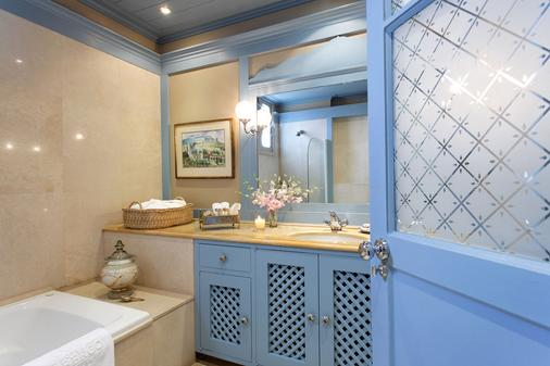 Hotel Albergo - Beirut - Bathroom