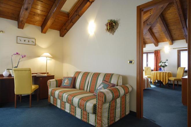 Hotel Antico Moro - Venice - Living room