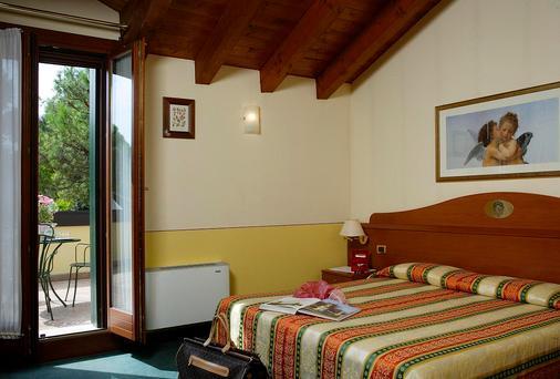 Hotel Antico Moro - Venice - Bedroom