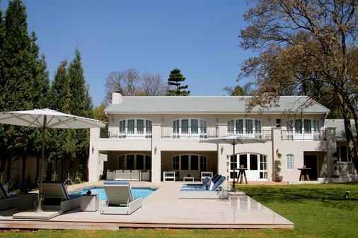 AtholPlace Hotel & Villa - Johannesburg - Toà nhà