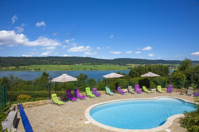 Hôtel Le Lac - Malbuisson - Pool