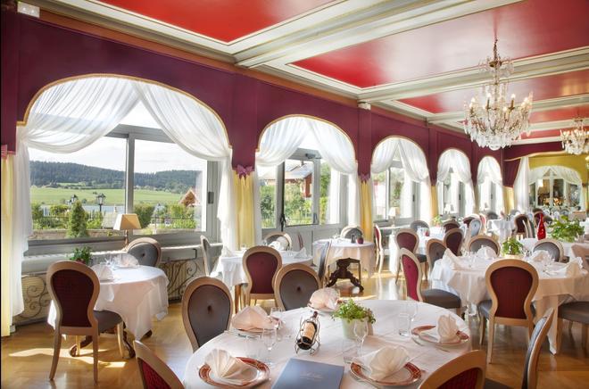 Hôtel Le Lac - Malbuisson - Restaurant
