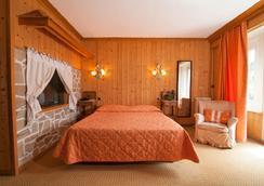 Hôtel Le Lac - Malbuisson - Bedroom