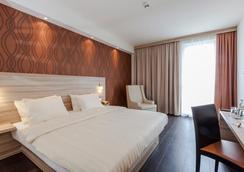 Star Inn Hotel Premium München Domagkstrasse, by Quality - Munich - Bedroom