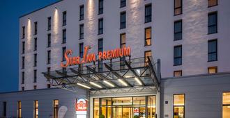 Star Inn Hotel Premium München Domagkstrasse, by Quality - Monaco di Baviera - Edificio