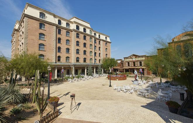 Portaventura Hotel Gold River - Theme Park Tickets Included - Salou - Rakennus