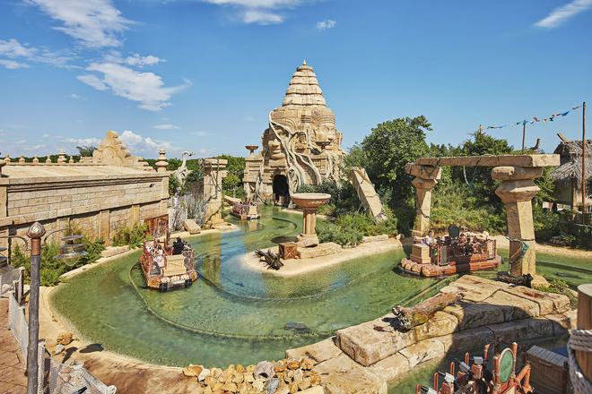 Portaventura Hotel Gold River - Theme Park Tickets Included - Salou - Hotellin palvelut