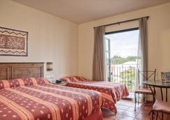 Portaventura Hotel El Paso - Σαλού - Κρεβατοκάμαρα
