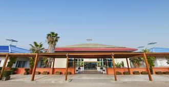 Portaventura Hotel Caribe - Khu nghỉ mát Salou - Toà nhà