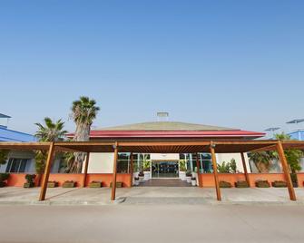 Portaventura Hotel Caribe - Salou - Byggnad