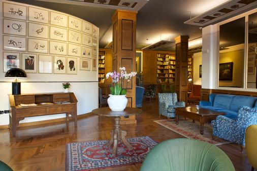 Hotel Duca D'Aosta - Aosta - Lounge