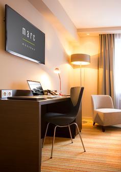 慕尼黑馬克酒店 - 只招待成人 - 慕尼黑 - 慕尼黑 - 客廳