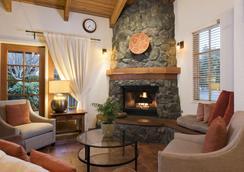 El Pueblo Inn - Sonoma - Lobby