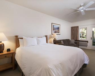 El Pueblo Inn - Сонома - Bedroom