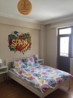 Deeps Hostel - Eskişehir - Bedroom
