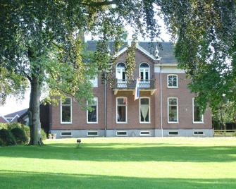 Blauwestadhoeve - Midwolda - Edificio
