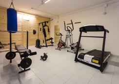 Hotel Mare Blu - Pineto - Fitnessbereich