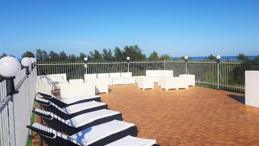 Hotel Mare Blu - Pineto - Balkon