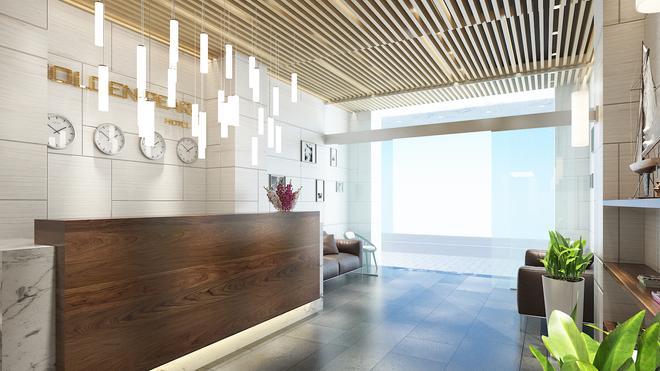 Aroma Nha Trang Boutique Hotel - Nha Trang - Recepción