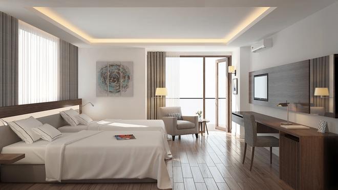 Aroma Nha Trang Boutique Hotel - Nha Trang - Habitación