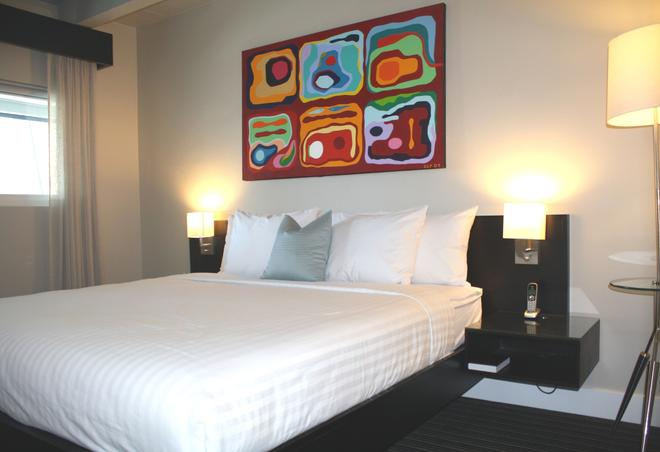 Hotel Current - Λονγκ Μπιτς - Κρεβατοκάμαρα