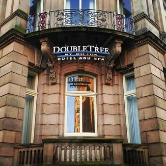 DoubleTree by Hilton Hotel & Spa Liverpool - Liverpool - Rakennus